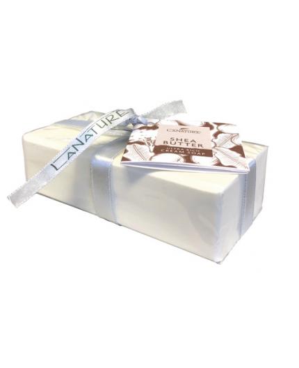 LaNature Shea Butter Ultra Rich Cream Soap