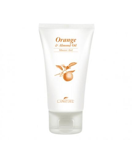 LaNature Orange & Almond Oil Duschgel